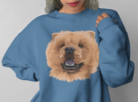 print my pet on a jumper