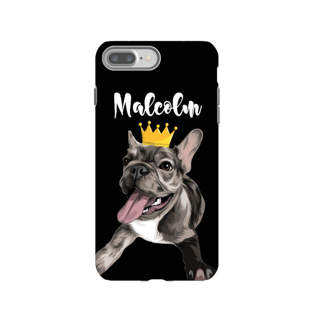 Apple Custom Pet Print Phone Case