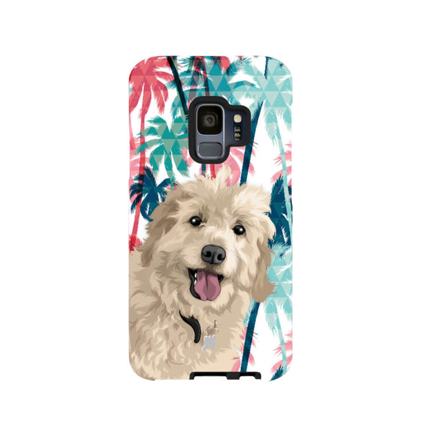 Samsung galaxy pet phone case