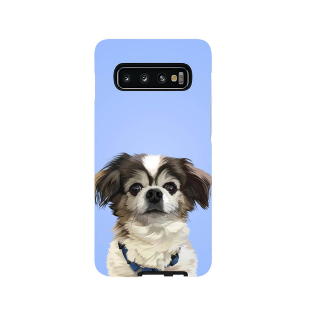 Samsung Note Custom Pet Art Phone Case