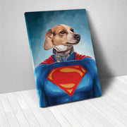 Superman - Custom Pet Canvas
