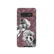 customized phone case of your dogs perfect christmas gift