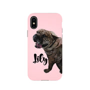 iPhone XR Custom Tough Pet Phone Case