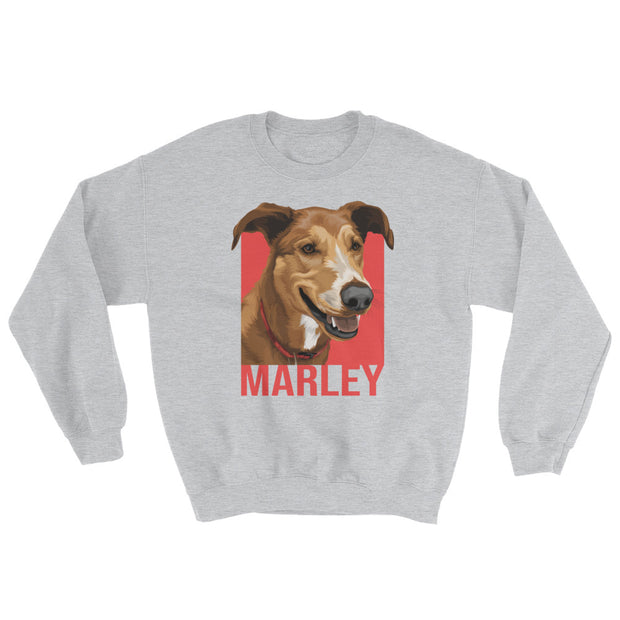 personalized dog sweatshirt