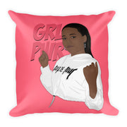 custom cartoon photo pillow
