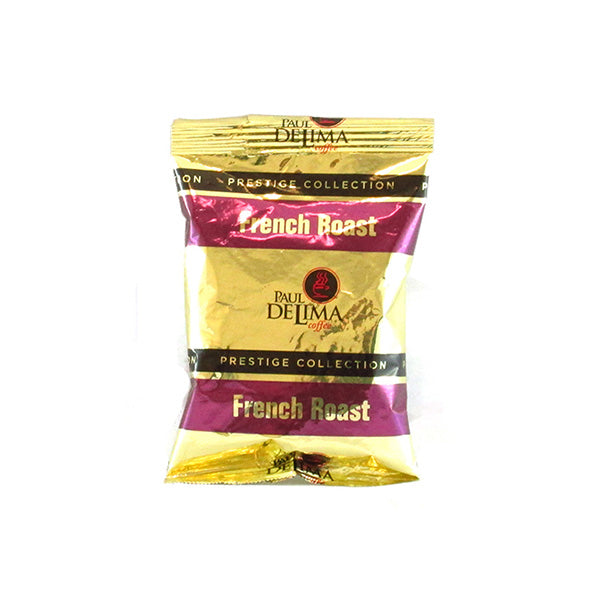 2 oz Single French Roast Packs - Ground - 42 Pack Case