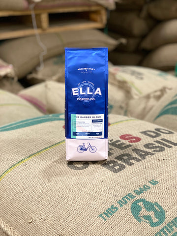 The Barber Blend - Ella Coffee - Whole Bean