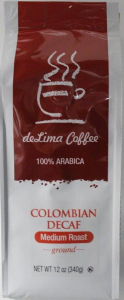 Colombian Decaf 12 oz