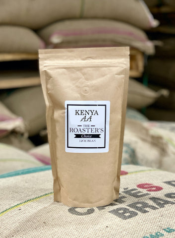Kenya AA - Roaster's Choice - 12.00 Oz