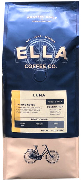 Luna - Ella Coffee - Whole Bean