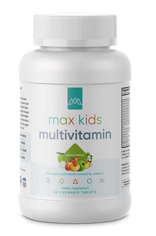 Max Kids Multivitamin