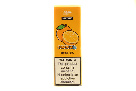 ORGNX Orange ICE | 30mL Citrus Orange Menthol E-LIQUID