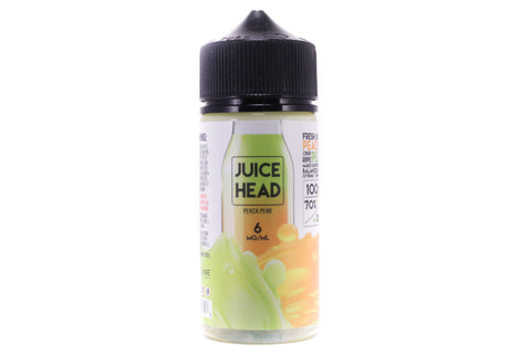 Juice Head Peach Pear | 100ml Peach Pear Juice E-Liquid