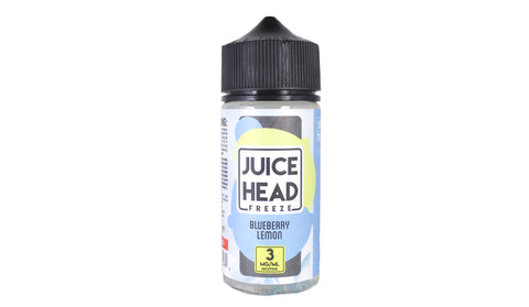 Juice Head Freeze Blueberry Lemon | 100ml Menthol Blueberry Lemonade flavor