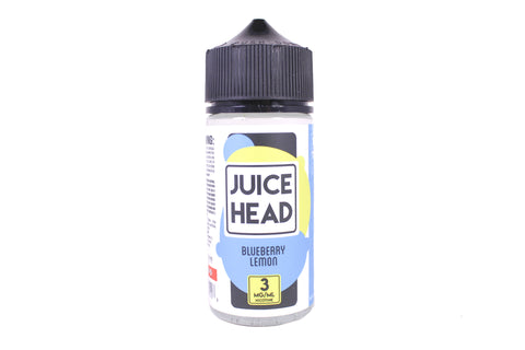 Juice Head Blueberry Lemon | 100ml Blueberry Lemonade E-Liquid