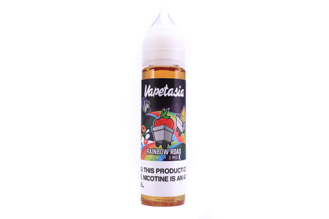 Vapetasia Rainbow Road | 60mL Fruity Pebbles Cereal E-Liquid
