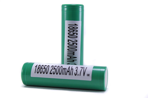 Samsung | 25R 18650 2500mAh 20A Battery