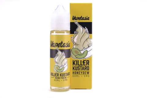 Vapetasia Killer Kustard Honeydew | 60mL Honeydew Custard E-Liquid