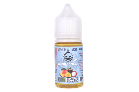 Bomb Bombz ICE Northern lights SALT NIC | 30ml Mangosteen Menthol SALT