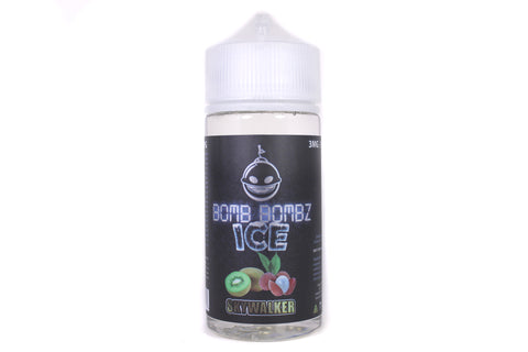 Bomb Bombz Skywalker ICE | 100ml Lychee Kiwi Ice E-Liquid