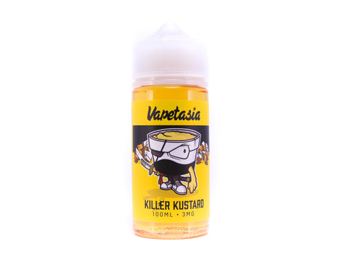 Vapetasia Killer Kustard | 100mL Vanilla Custard E-Liquid