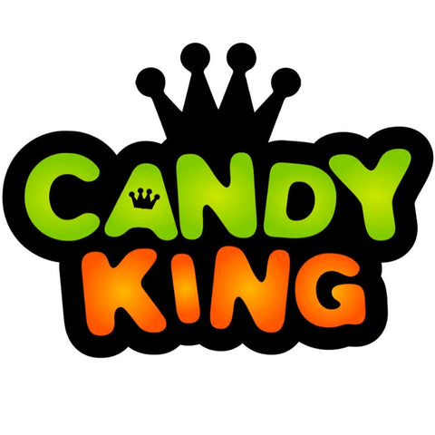 Candy King Strawberry Watermelon Bubblegum | 100mL E-Liquid