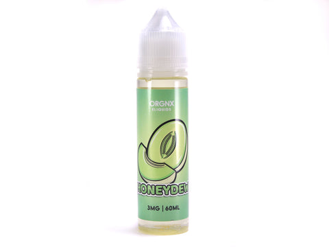 ORGNX Honeydew | 60mL Fresh Honeydew E-LIQUID