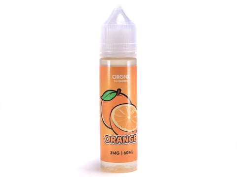 ORGNX Orange | 60mL Citrus Orange E-LIQUID