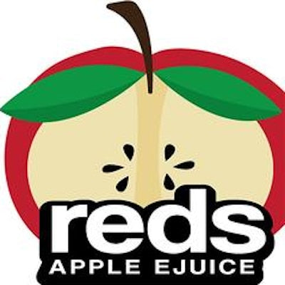 REDS E-Juice Peach Ice | 60mL Peach Menthol E-Liquid