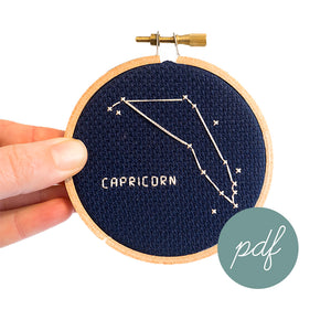 Capricorn Constellation PDF