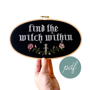 Find the Witch Within PDF
