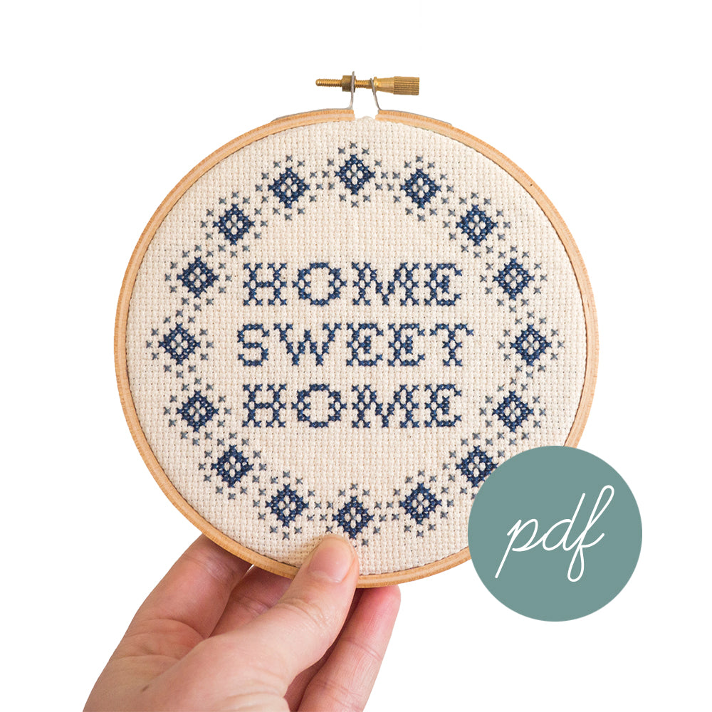 Home Sweet Home (Simple) PDF