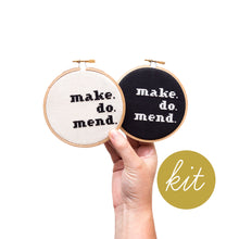 Make. Do. Mend. Kit