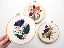 Load image into Gallery viewer, Midnight Floral Kit (Pre-Order)