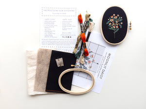 Moonlit Daisy Kit