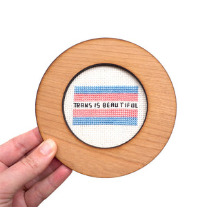 "3"" Cross Stitch Display Frame (Pre-Order)"