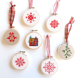 Snowflake Ornament III Kit