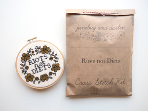 Riots not Diets Kit