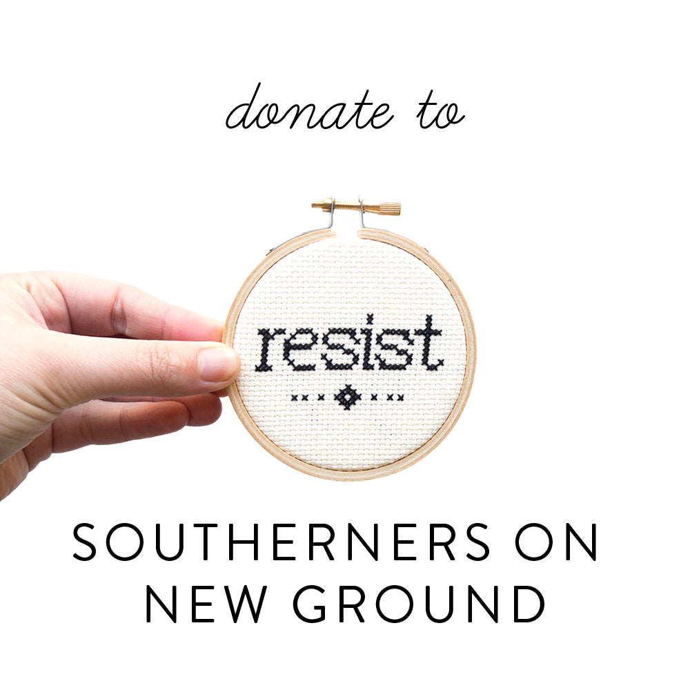 Resist PDF - Donation to SONG