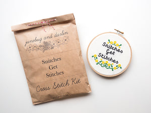 Snitches Get Stitches Kit
