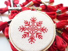 Load image into Gallery viewer, Snowflake Ornament V Kit