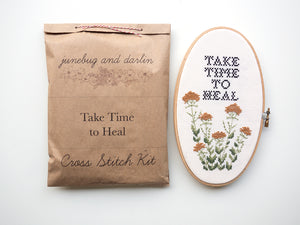 Take Time to Heal Kit