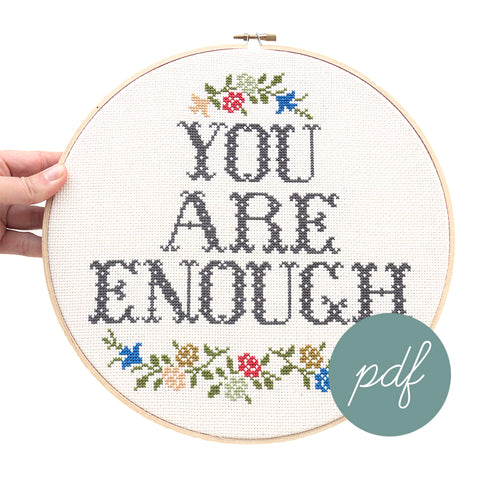 You Are Enough PDF