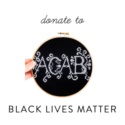 ACAB PDF - Donation to Black Lives Matter