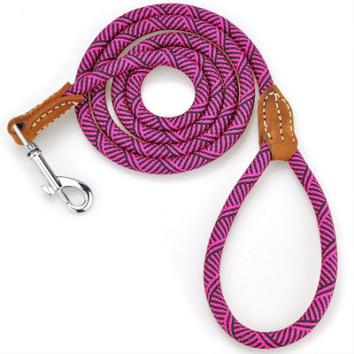 Dozen Dog Rope Leash