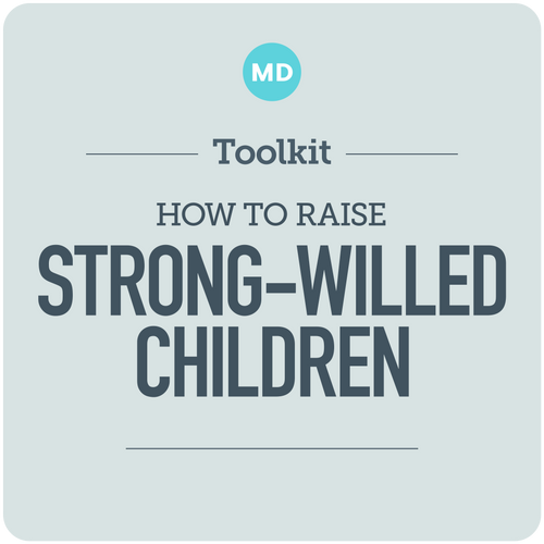 Raising Strong-Willed Children