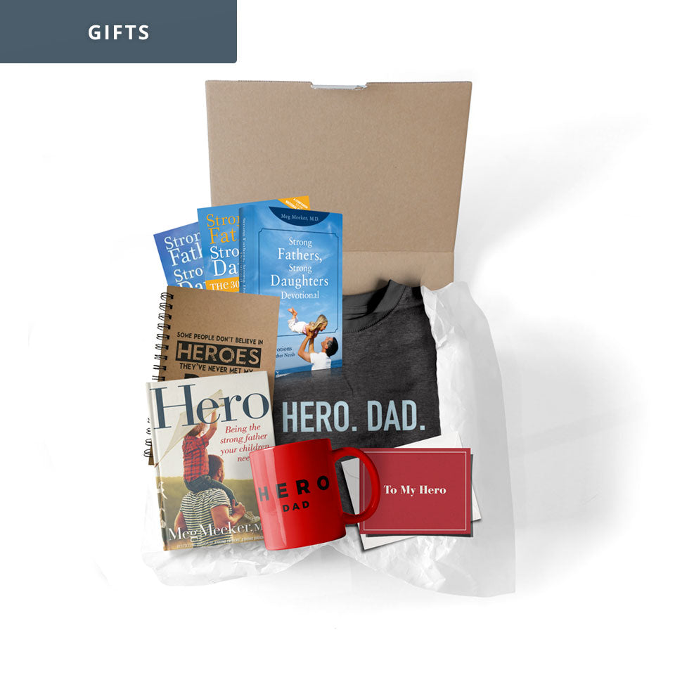 For Dad of Daughters Gift Set