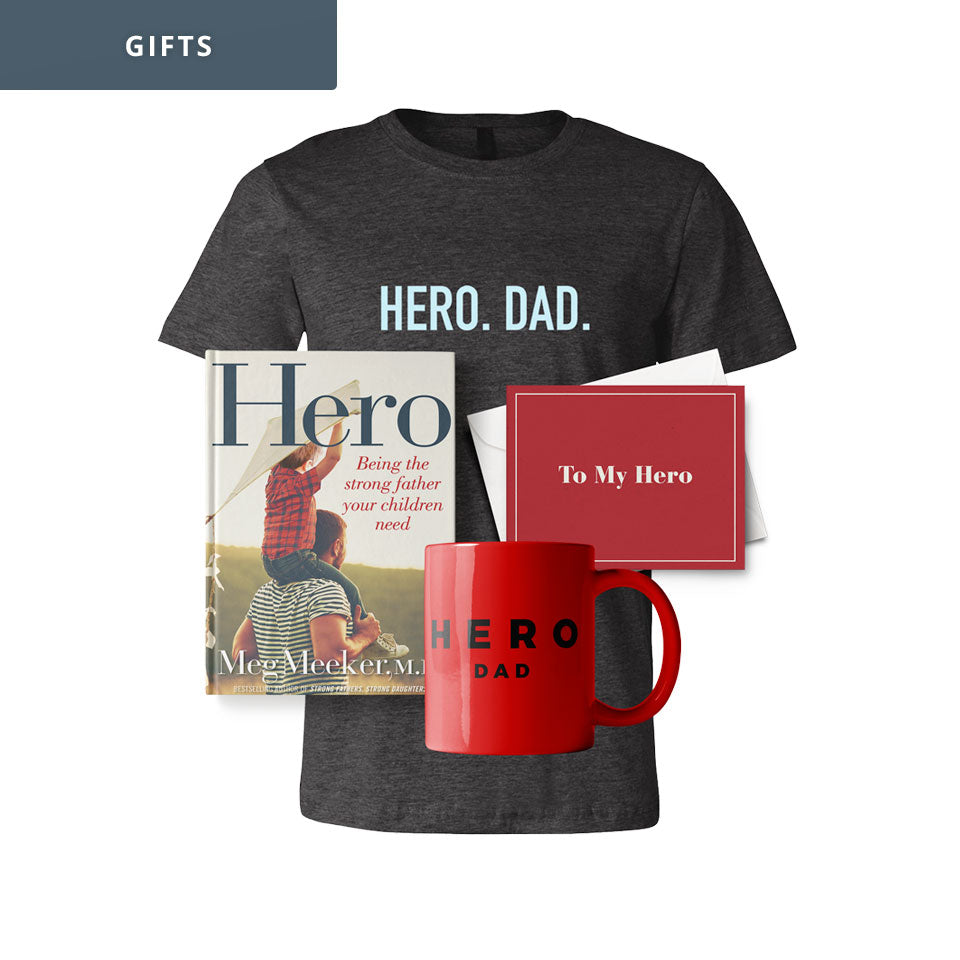 For Dad, From Child Gift Set