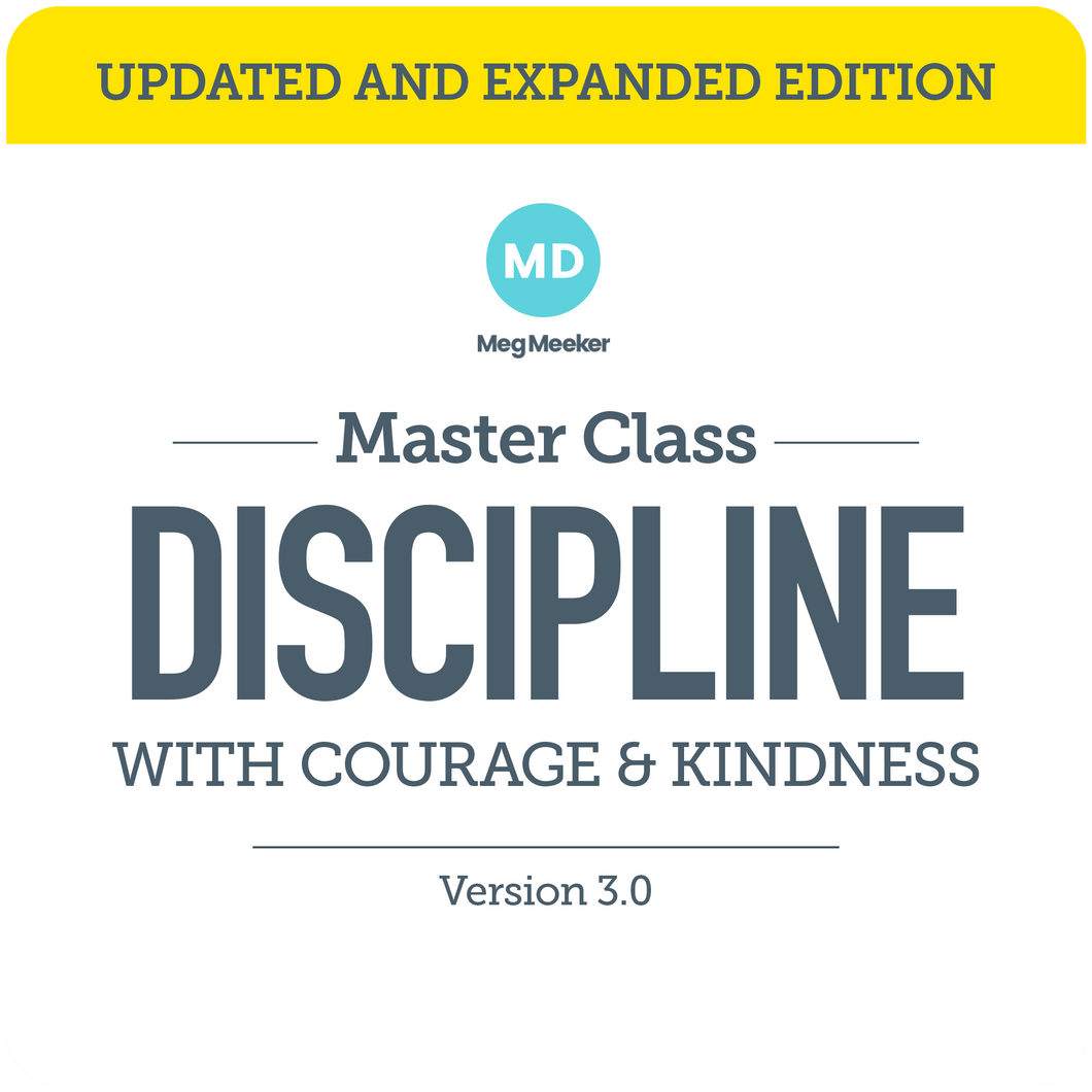 Discipline with Courage and Kindness 3.0 Webinar Offer