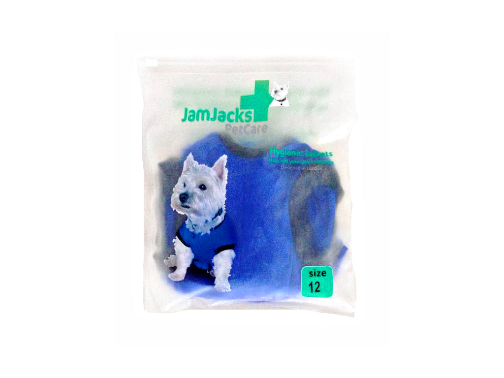 The JamJacks Hygienic Protective Pet Vest The JamJacks Hygienic Protective Pet Vest